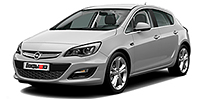 Диски для OPEL Astra J Restyle