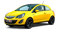 диски OPEL Corsa D Restyle