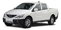 диски SSANG YONG Actyon I Sport