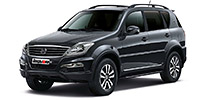 Диски для SSANG YONG Rexton III