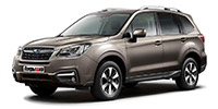 диски SUBARU Forester SJ Restyle