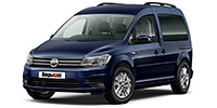 шины VOLKSWAGEN Caddy IV 2015-...
