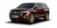 шины CHEVROLET Traverse II 2018-...
