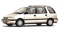 шины MITSUBISHI Space Wagon (N30/N10) 1991-1998