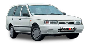 диски  NISSAN  sunny-traveller-(y10)
