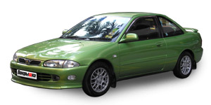 ����� Replica PROTON 400 Coupe
