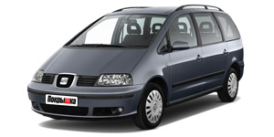 Диски Replica SEAT Alhambra (7MS)