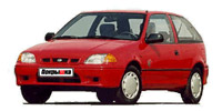 ����� ��� SUBARU Justy (2) (JMA/MS)