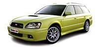 шины SUBARU Legacy III Station Wagon (BE/BH) 1998-2004