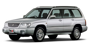литые диски  SUBARU  forester-sf 2.0i S-Turbo
