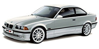 шины BMW 3 (E36) Coupe 1992-1999