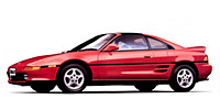 Диски для TOYOTA MR2 (W2)