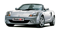Диски для TOYOTA MR2 (W3)