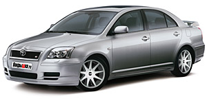 литые диски  TOYOTA  avensis-(t25) 2.0 D