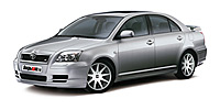 TOYOTA Avensis (T25)  03-08