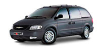 диски CHRYSLER Grand Voyager IV