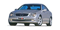 Диски для MERCEDES-BENZ CLK (209) Coupe/Cabrio