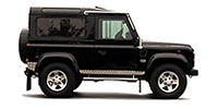 Диски для LAND ROVER Defender 90