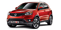 Диски для SSANG YONG Actyon I
