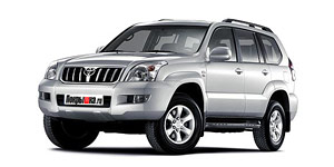 шины TOYOTA  land-cruiser-prado-120