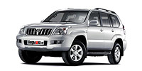 Диски для TOYOTA Land Cruiser Prado 120
