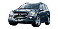 шины MERCEDES-BENZ GL (164) 2006-2012
