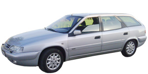 диски  CITROEN  xantia-break