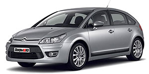 шины CITROEN  c4-coupe