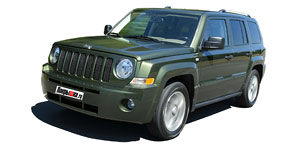 шины JEEP  patriot