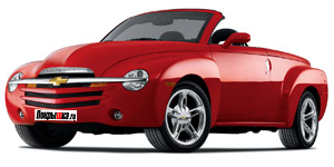 Диски Replica CHEVROLET SSR