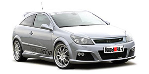диски  OPEL  astra-gtc-h