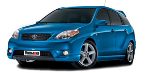 диски  TOYOTA  matrix-1