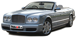 диски  BENTLEY  azure-ii-2006