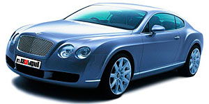 Диски Replica BENTLEY Continental GT