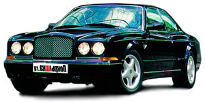 �����  BENTLEY  continental-r-91-2001