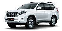 диски TOYOTA Land Cruiser Prado 150