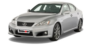шины LEXUS  is-f