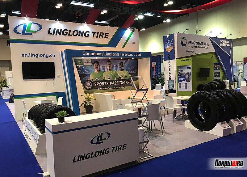 Производитель шин Linglong Tyre
