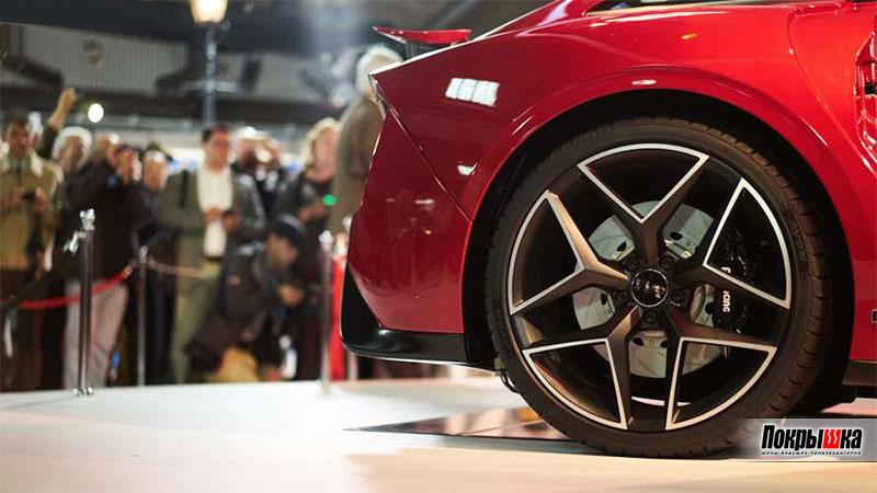 Новый стиль Avon tyres