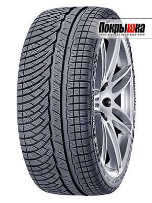 Michelin Pilot Alpin PA4 asymmetric
