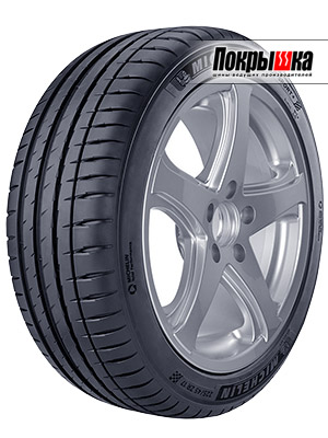 Шина Michelin Pilot Sport 4